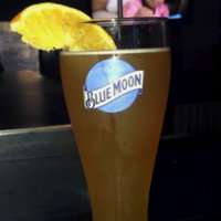 Blue Moon Belgian White Wheat Ale uploaded by Summer S.
