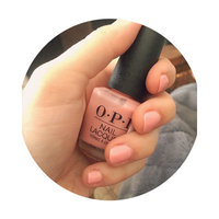 OPI Nail Lacquer Coney Island Cotton Candy uploaded by Deanna W.