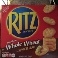 Nabisco RITZ Whole Wheat Crackers uploaded by Jaqueline S.