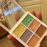 NYX Color Correcting Concealer Palette uploaded by Susan V.