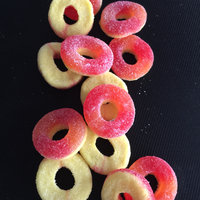 Ahold Peach Rings Candy uploaded by Mallory E.
