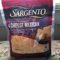 Sargento® Shredded 4 Cheese Mexican - Fine Cut uploaded by Jill R.