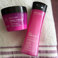 Revlon Professional Be Fabulous Daily Care Normal Thick Hair C.R.E.A.M. Shampoo uploaded by Michelle C.
