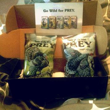 Photo of Taste of the Wild PREY Turkey Formula for Cats uploaded by Megan Joy W.