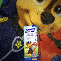 Orajel Toddler Little Bear Berry Blast Training Toothpaste uploaded by Ang T.