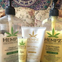 Hempz Sweet Pineapple & Honey Melon Moisturizer uploaded by Emily K.