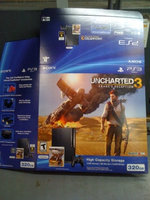 PlayStation 3 250GB Uncharted 3 Game of the Year Bundle uploaded by Mehadiya F.