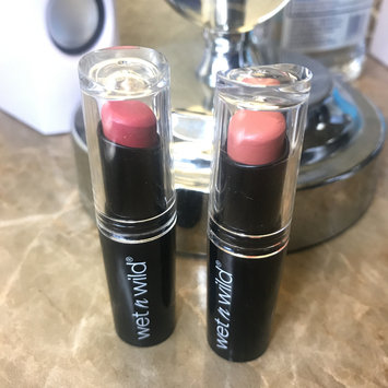 Photo of wet n wild MegaLast Lip Color uploaded by Danya M.