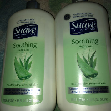 Photo of Suave® Soothing with Aloe Body Lotion uploaded by Sinthia M.