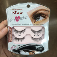 Kiss Ever EZ Lashes uploaded by KayLeigh L.