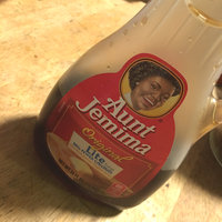 Aunt Jemima® Lite Syrup uploaded by Pang H.