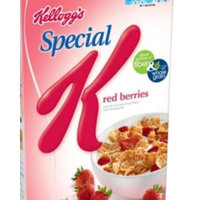 Special K® Kellogg's Red Berries Cereal uploaded by Shafreen A.