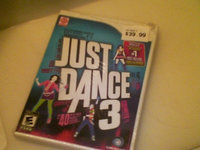 Just Dance 3  uploaded by Stefanie J.