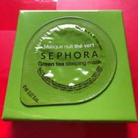 SEPHORA COLLECTION Sleeping Mask Green Tea - Mattifying & Anti-blemish uploaded by Sadia B.