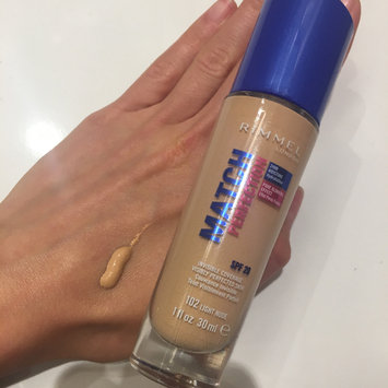 Photo of Rimmel London Match Perfection Foundation uploaded by Anna A.