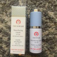 FIRST AID BEAUTY Skin Lab Resurfacing Liquid 10% AHA uploaded by Emily K.