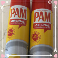 Pam Original No-Stick Cooking Spray 100% natural Canola Oil (2 pack - 12oz each can) uploaded by Olguiisz P.