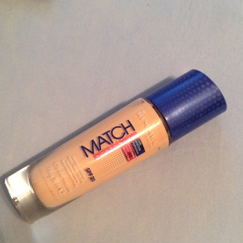 Photo of Rimmel London Match Perfection Foundation uploaded by Martina K.