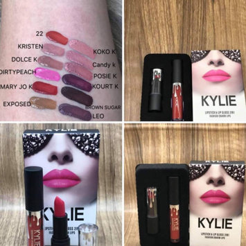 Photo of Kylie Cosmetics Birthday Collection uploaded by Alondra D.