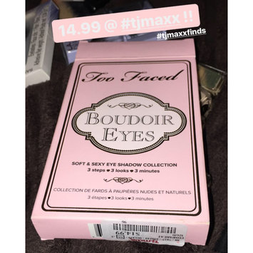 Photo of Too Faced Boudoir Eyes Soft & Sexy Shadow Collection uploaded by Taylor F.