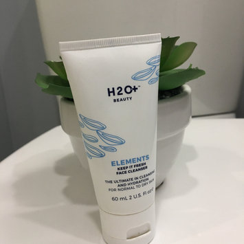 Photo of H20 Plus H2O Plus Elements Keep it Fresh Face Cleanser for Normal to Oily Skin, 4 oz uploaded by ksenia B.