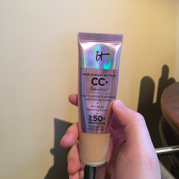 Photo of IT Cosmetics® Your Skin But Better™ CC+ Illumination™ with SPF 50+ uploaded by Jennifer S.