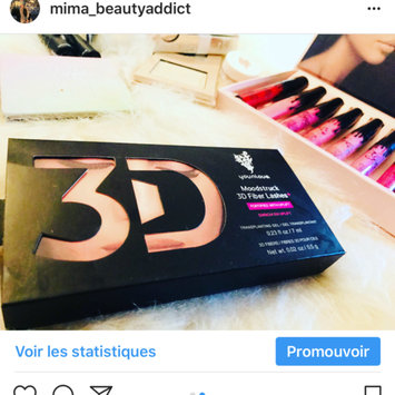 Photo of Younique Moodstruck 3D Fiber Lashes+ uploaded by Mima ✨.