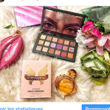 Photo of Huda Beauty Textured Eyeshadows Palette Rose Gold Edition uploaded by Mima ✨.