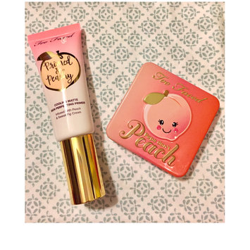 Photo of Too Faced Primed & Peachy Cooling Matte Perfecting Primer uploaded by Victoria F.