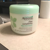 Aveeno® Clear Complexion Daily Cleansing Pads uploaded by Marissa M.