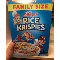 Kellogg's® Holiday Rice Krispies® Toasted Rice Cereal uploaded by Juliana G.