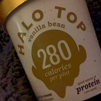 Halo Top Vanilla Bean Ice Cream uploaded by Bria W.