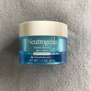 Photo of Neutrogena® Hydro Boost Gel-Cream Extra-Dry Skin uploaded by Marissa C.