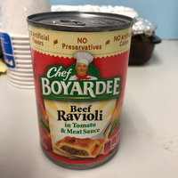 Chef Boyardee Beef Ravioli uploaded by Carly P.