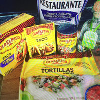 Old El Paso® Taco Shells & Tortillas uploaded by Mallory E.