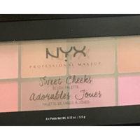 NYX Sweet Cheeks Blush Palette uploaded by Aisha X.