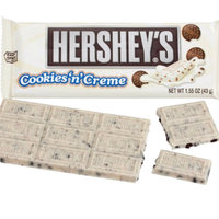 Hershey's Cookies 'n' Creme Candy Bar uploaded by Amilee S.