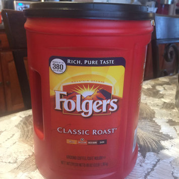 Photo of Folgers Coffee Classic Roast uploaded by Lizzy D.