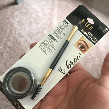 Photo of Milani Stay Put Brow Color uploaded by Karel M.