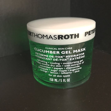 Photo of Peter Thomas Roth Cucumber Gel Mask uploaded by Asha K.
