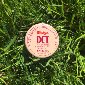 Photo of Blistex DCT Daily Conditioning Treatment, SPF 20 uploaded by Mallory E.