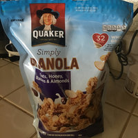 Quaker® Simply Granola Oats, Honey, Raisins & Almonds uploaded by Mayra C.