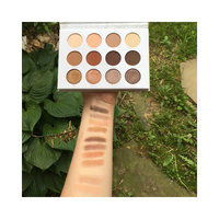 Soiree Diaries Eyeshadow Palette 12 Unique Shadows uploaded by Abby B.