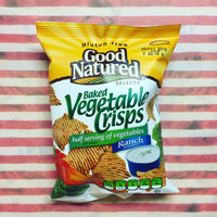 Good Natured Selects Gluten Free Baked Vegetable Crisps Ranch Flavored uploaded by K R.