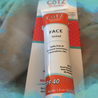 Cotz Face Natural Skin Tone SPF 40 1.5oz uploaded by Sophia A.