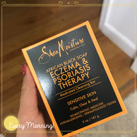 SheaMoisture African Black Soap Eczema & Psoriasis Therapy uploaded by Leidy Z.