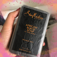 SheaMoisture African Black Soap Bar uploaded by Leidy Z.