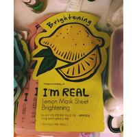 TONYMOLY I'm Real - Lemon Face Mask Sheet - Brightening uploaded by Tonya A.