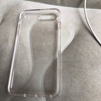 Speck Presidio Clear iPhone 8 Plus Cases Clear uploaded by Alexxandria H.