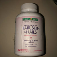 Nature's Bounty Hair, Skin & Nails uploaded by Alexxandria H.